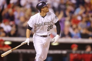 MLB: St. Louis Cardinals at Colorado Rockies