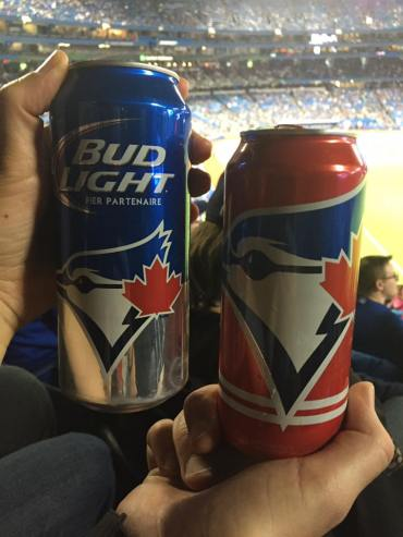 Bud Jays & Bud Jays Light