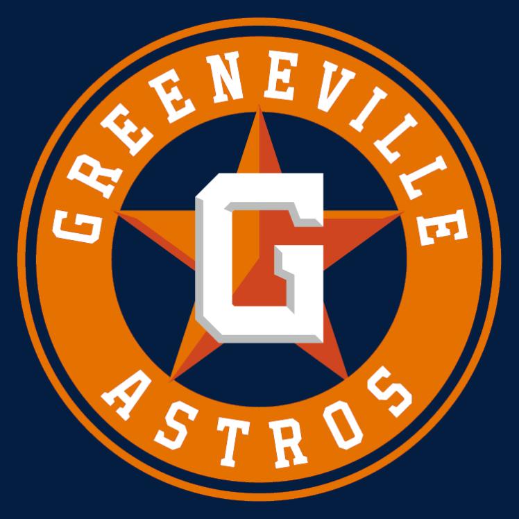 2013-Pres Greeneville Astros Cap Logo Heat Transfer.gif