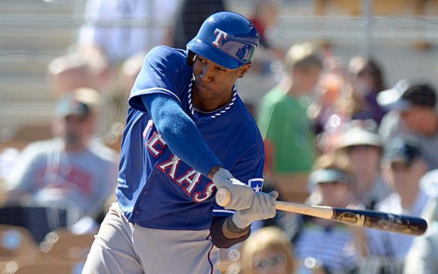 MLB: Spring Training-Texas Rangers at Chicago White Sox