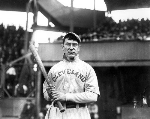 """Napoleon """"Nap"""" Lajoie, c'est une moyenne en carrière MLB de .338  et 3242 coups sûrs frappés. That's all !"""