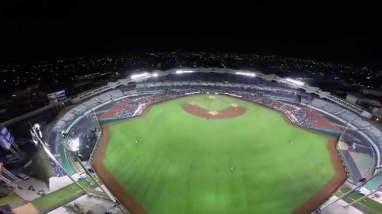 Le stade de Jalisco au Mexique