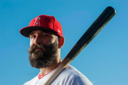 Danny Espinosa (2B), recrue phare des Los Angeles Angels, cet hiver. Photo : Kevin Sullivan, Orange County Register/SCNG)