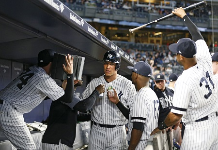 yankees itw
