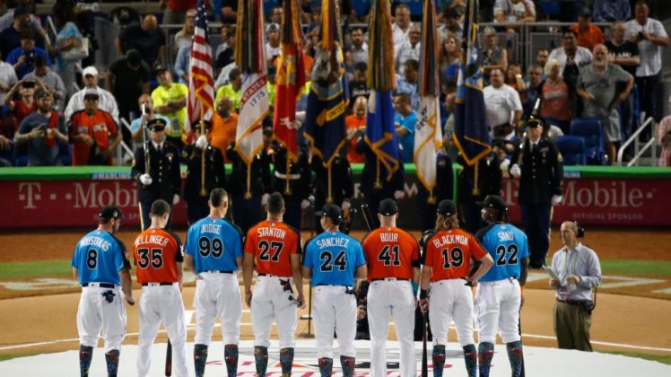 MLB: All Star Game-Home Run Derby