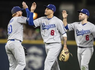 Manny+Machado+Brian+Dozier+Los+Angeles+Dodgers+-hdF9-4Juanl