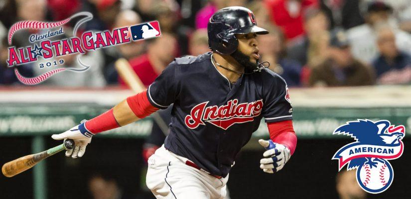 Carlos-Santana-Cleveland-Indians-MLB-American-League-Logo-2019-All-Star-Game-Logo--825x400