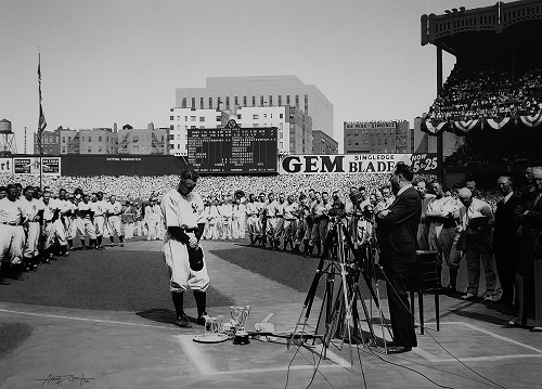 gehrig speech