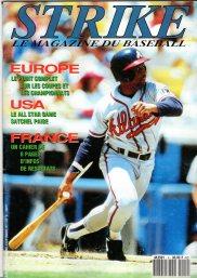 1991 10 STRIKE N°9