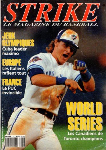 1992 10 STRIKE N°12