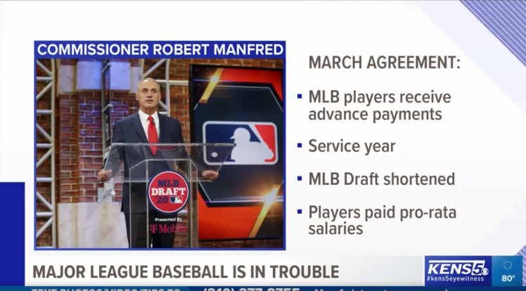 MLB trouble