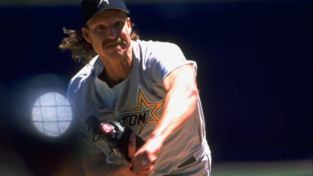 Arrivé en cours de saison à Houston, Randy Johnson va avoir un impact immédiat et apporter une nouvelle arme à ces Killer B's. Photo DR